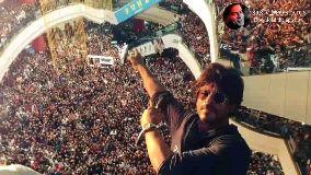 🎂 જન્મદિવસ - શાહરુખ ખાન - Teri Aa SRK VIDEO STATUS Download the app now - ShareChat