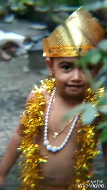 ശ്രീകൃഷ്ണജയന്തി - ShareChat