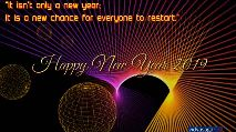 advance happy new year - It ' s time to unfold new pages and Start a new chapter in your life because it ' s a New Year . happy new year 2019 vidyasagar - 2010 vidyasagar - ShareChat