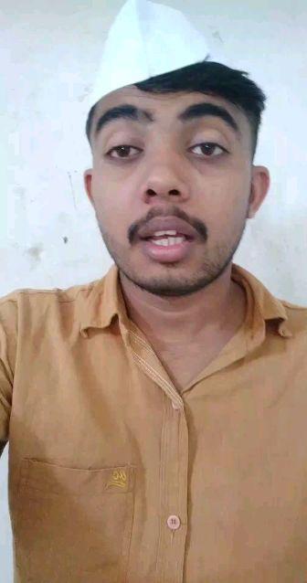 😎इंदोरीकर महाराज डब व्हिडीओ - ShareChat