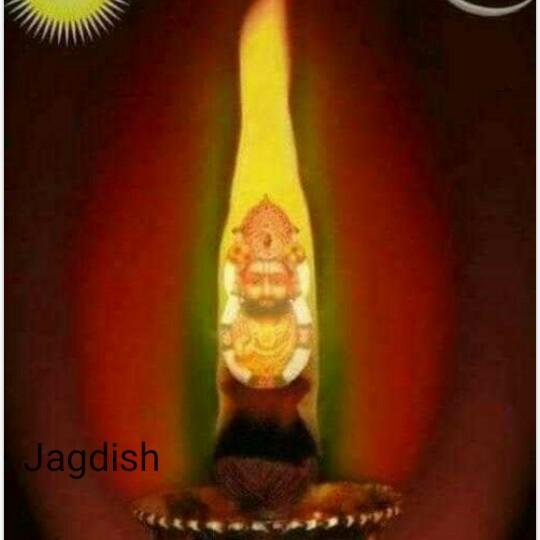 🙏 આજ નાં દર્શન - Jagdish - ShareChat