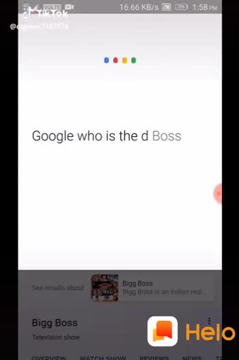 d boss ಅಭಿಮಾನಿ - 65 . 09 KB / s ) 1 : 58 PM a Google who is the d Boss ALL IMAGES VIDEOS NEWS MAPS Darshan Thoogudeep Indian film actor OVERVIEW MOVIES SONGS LISTEN JioSaavn Hungama Darshan , also known as Darshan Thoogudeepa , is an Indian film actor , producer and distributor who works predominantly in the Kannada film industry . The son of actor Thoogudeepa Srinivas , Darshan began his acting career appearing oap oces . Tok and in bit roles in films starting in the mid - 199057342578 Wikipedia + Google Play Store a : share Shayris , Quotes , WhatsApp status TopBuzz Global 12 + INSTALL Contains ads 500 4 . 5 THOUSAND Downloads 2 . 700 : Social Similar Thriving online community with jokes , shayari collections and viral gossip . READ MORE - ShareChat