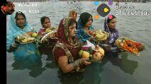 छठ पूजा गीत - पोस्ट करने वाले ; ( @ ak _ 8235 Posted On : ShareChat पोस्ट करने वाले @ ak _ 8235 terà ma OOO ShareChat Posted On : Наруч ) Chhath Puja * - ShareChat