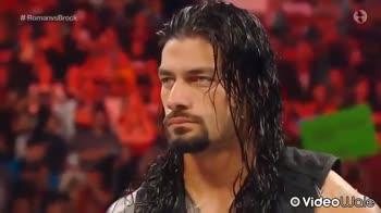 🥊   WWE - # RomanvsBrock 4 o video wale Thankyou Roman Tekken Sonu Get Well Soon . O Video Wale - ShareChat