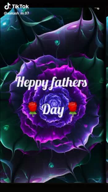👨👧👦 हमार पापा हमार हिरो ❤️ - @ aakash _ m . 07 Enjoy Sunday . . Papa @ aakash _ m . 07 - ShareChat