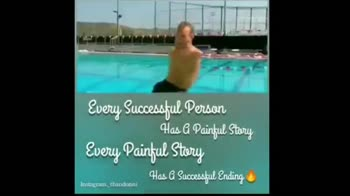 motivation - Every Successful Person Has A Painful Story Every Painful Story Has A Successful Ending Instagram : thandonni Every Successful Person Has A Painful Story Every Painful Story Instagram thandonni Has A Successful Ending & - ShareChat