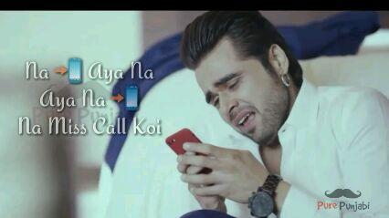 Sad Video Songs - Pure Punjabi Pure Punjabi Tenu Ta Meri Yaad Na Aayi PODula - ShareChat