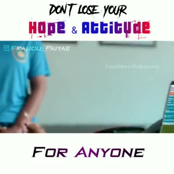 "சிவகார்த்திகேயன் ""கனா"" - DONT LOSE YOUR Hope & Attitude O FRAUDU _ PAIYAE Tamil Movie Rockers . org FOR ANYONE DONT LOSE YOUR HOPE & Attitude FRAUDU _ PAIYAE Tamilniektoeken FOR ANYONE - ShareChat"