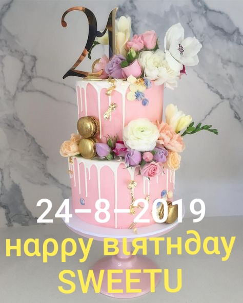 🌸ब्रज की जन्माष्टमी - 24 - 8 - 2019 нappy Bятндау SWEETU - ShareChat