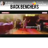 VIJJU DARLING - పోస్ట్ చేసినవారు ; @ usha7643 Posted On : ShareChat BACK BENCHERS BEHINDWOODS behindwoods . com ENTRY IN COLLEGE 9 - ShareChat