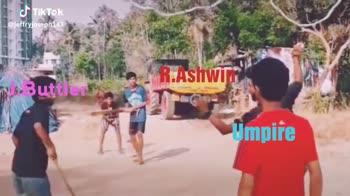 Sharechat IPL 2019  🏏 - IT : utthen Umpire Tik Tok @ jeffryjoseph143 R . AS TWIN Umpire @ jeffryjoseph143 - ShareChat