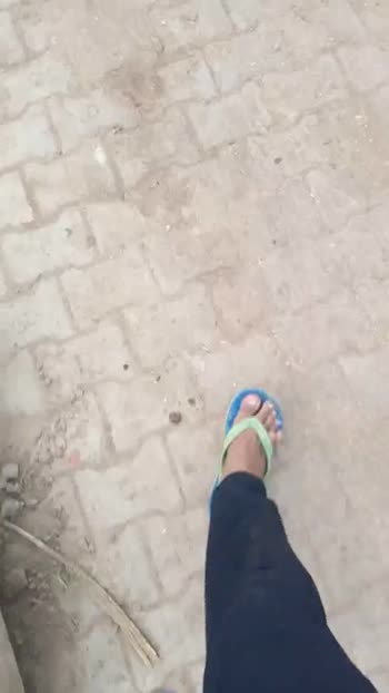 🚶चलते हुए का वीडियो चैलेंज - ShareChat