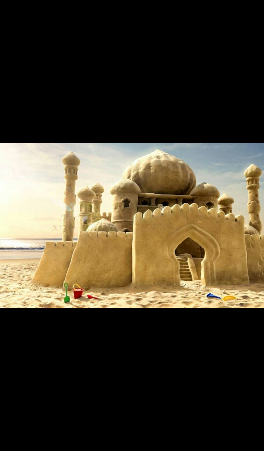 sand   art - ShareChat