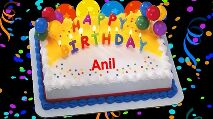 🚩पुणे LIVE - Happy Birthday Anil Send Personalized Birthday Wishes You Tube Subscribe Subscribe o f  - ShareChat