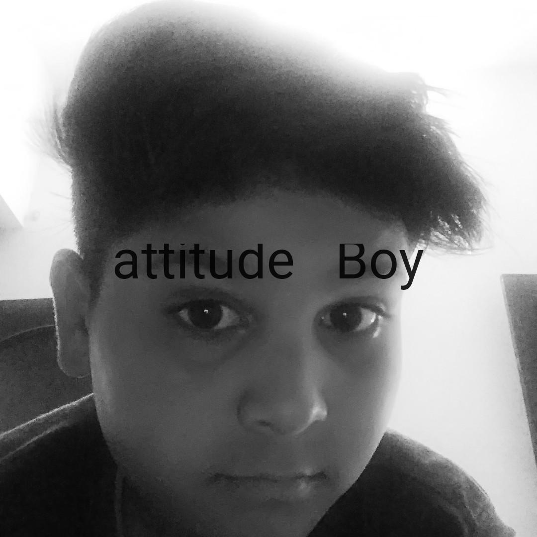 😁 नेशनल स्माइल पॉवर डे - attitude Boy - ShareChat