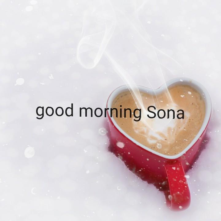 morning..! - good morning Sona - ShareChat