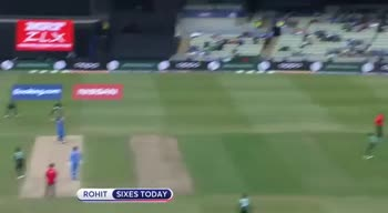 🔶भगव्या रंगाची जर्सी - ROHIT SIXES TODAY RAHUL INDIA - ShareChat