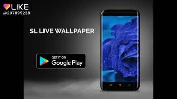 my wallpaper - LIKE @ 207095238 SL LIVE WALLPAPER GET IT ON Google Play LIKE APP Magic Video Maker & Community - ShareChat