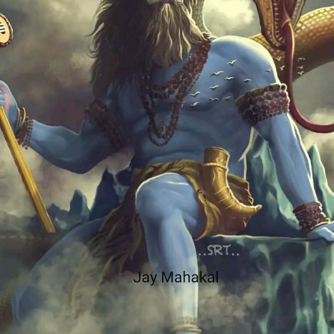 🌧 आषाढ़ माह का आरम्भ - . . SRT . . Jay Mahakal - ShareChat