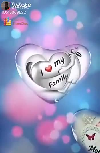 my family - પોસ્ટ કરનાર : Ymate ID : 45069622 Sharcot Dad Mom Bhai ShareChat vivek 38078201 i love my friend and family Follow - ShareChat