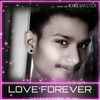 so cute smile - Made with KINEMASTER LOVE FOREVER INSTAGRAMI BGM TELUGU Made with KINEMASTER . LOVE FOREVER INSTAGRAMİL BGM TELUGU - ShareChat
