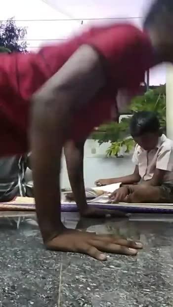 🏋️♀️ என் உடற்பயிற்சி வீடியோ - ShareChat