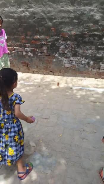 ਪਿੱਠੂ ਖੇਡੀਏ - ShareChat