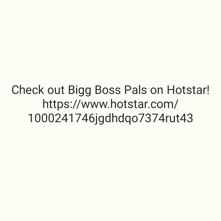 🏍కొత్త మోటార్ వాహన చట్టం - Check out Bigg Boss Pals on Hotstar ! https : / / www . hotstar . com / 1000241746jgdhdqo7374rut43 - ShareChat