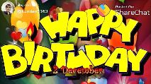 🎂 जन्मदिन 🎂 - पोस्ट करने वाले : @ kundan3163 Posted On : ShareChat Birthday 2 December Jyoti Bhati पोस्ट करने । mkundan Posted On : Sharechat 2 December - ShareChat