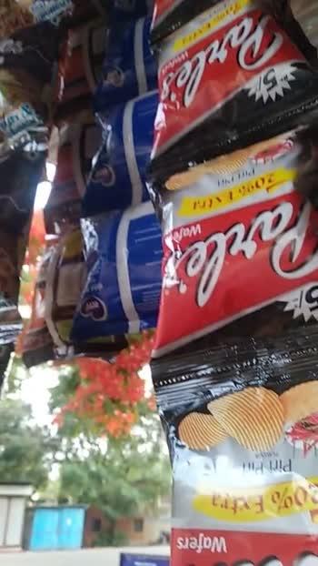 🍲ವಿಶ್ವ ಆಹಾರ ಸುರಕ್ಷತೆ ದಿನ - Wafers Piri Piri FLAVOUR 5 Parle , Wafer 0 % Extra arles Wafe 2006 Extra Pirt Pin 512 - ShareChat