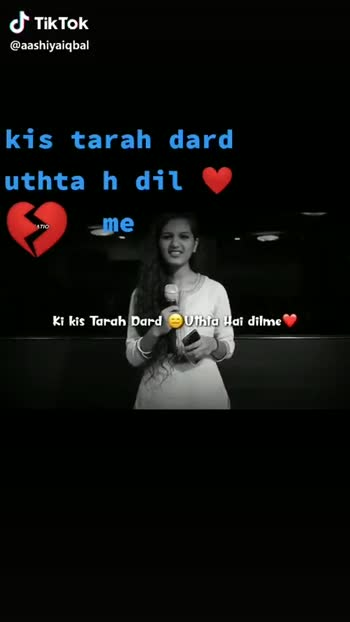 dard bari shayri - ShareChat