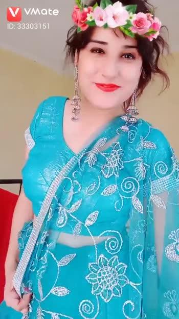 India beauty - V VMate ID : 33303151 SENA V vmate ID : 33303151 - ShareChat