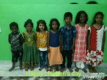 happy children's day - Hepy children ' s day 1 Made with Made With Happy children s day vivacideo Made With - ShareChat