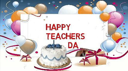 happy teachers day - HAPPY - ShareChat