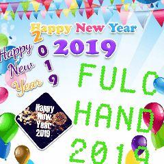 🎉 Happy New Year 2019 - Happy New Year Happy o 2019 Select FULC GHANA Happy * * * New * Year 2019 - ShareChat