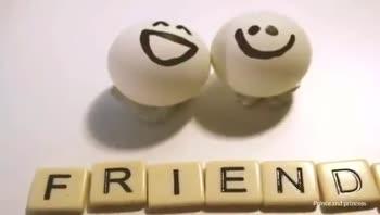 👬 பிரெண்ட்ஷிப் ஸ்டேட்டஸ் - Friends are like stars you don ' t have to see them to know they are there Prince and princess WOS Prince and princess - ShareChat