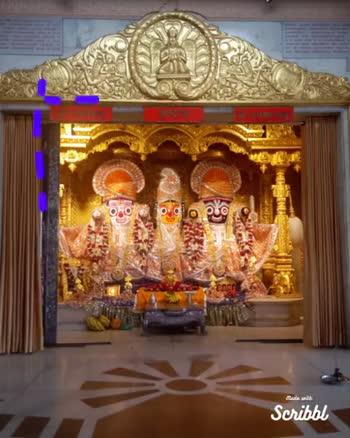 🌞 મારાં શહેરનું જગન્નાથ મંદિર - பாவாக கர்ப்பம் Scribbl சாப் கட்சி Scribbl - ShareChat
