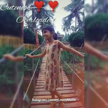 cute kutties😘😘 - Cuteness Over oa Instagram | | nandri - marakkathik Tok @ sangeethedakkara Cuteness Overloaded Instagram | | nandri - marakkalhik Tok @ sangeethedakkara - ShareChat