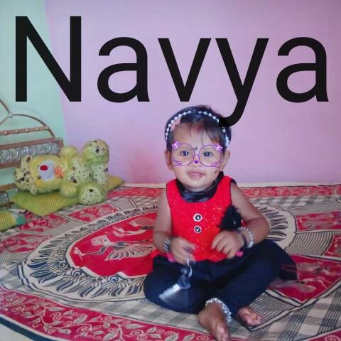 💛मेरा टैलेंट💛 - Navya - ShareChat