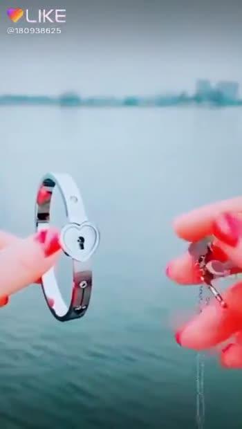 Watch and Bracelet - ( 21180938625 LIKE APP Magic Video Maker & Community - ShareChat