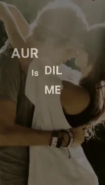 💘 પ્રેમ 💘 - Full screen video status DIL DEKH MERA - ShareChat