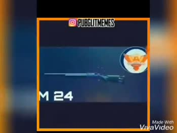 pubg mobile - PUBGLITMEMES MOIAN M 249 Made With VivaVideo PUBGLITMEMES P 92 Made With VivaVideo - ShareChat