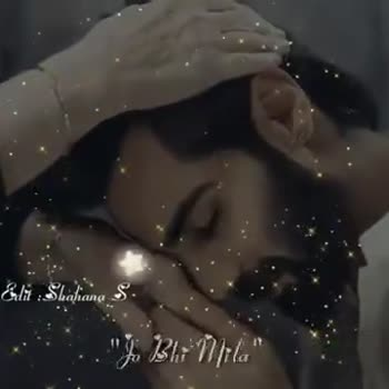 🎶 રમઝાન ગીતો - . I love Tjou mimi Jaan Edit : Shahana S - ShareChat