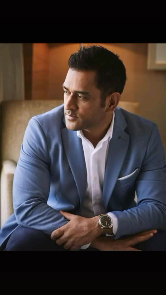 ms dhoni - @ bunny9398 UPER INGS Dharna Chandon quits Gulf @ bunny9398 - ShareChat