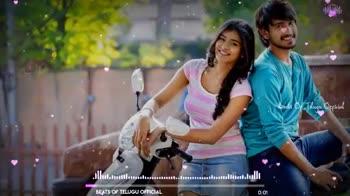 ❤️ లవ్ - Raagaalu Theese Nec Vallenaa Best Of Telugue Oficial . . 10 Mo n . . . . . . . . . . . . . BEATS OF TELUGU OFFICIAL 0 : 11 Ee Maayalanni Nee Vallenaa Beate Of Telugu Official J . . uld . . . . . . . . . . . . BEATS OF TELUGU OFFICIAL 0 : 28 - ShareChat