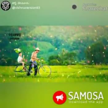 i love u dad - పోస్ట్ చేసినవారు @ vishnuversion93 Posted on Sharechat WISHNU Bersion SAMOSA Download the app Posted on @ vishnuversion93 Sharechat Sharecha SAMOSA Download the app - ShareChat