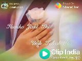 माझा जीव..! - पोस्ट करणारेः @ saru1023 Posted On : ShareChat Tere Aashig Tere Deewane Hain India Download the app - ShareChat