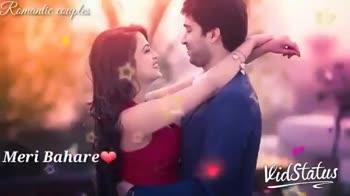 🎶রোমান্টিক গান - Romantic couples Hai Wo Hasi Khwab Tu . Vid Status - ShareChat