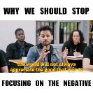 ಸ್ಫೂರ್ತಿದಾಯಕ ಮಾತು - WHY WE SHOULD STOP professor you wrote the first equation totally wrong FOCUSING ON THE NEGATIVE WHY WE SHOULD STOP VEir kay Jay Shetty FOCUSING ON THE NEGATIVE - ShareChat
