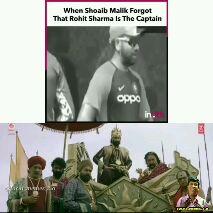 ms dhoni - When Shoaib Malik Forgot That Rohit Sharma Is The Captain * msd @ local _ memes 2 . 0 LOCAL MEMES 2 . 0 When Shoaib Malik Forgot That Rohit Sharma Is The Captain орро LOCAL _ MEMES 2 . 0 ( 0 ) local memes _ 2 . 0 - ShareChat